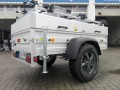 Offroad Anhänger TL-AL 2111/10 Explorer mit Deckel und Reeling